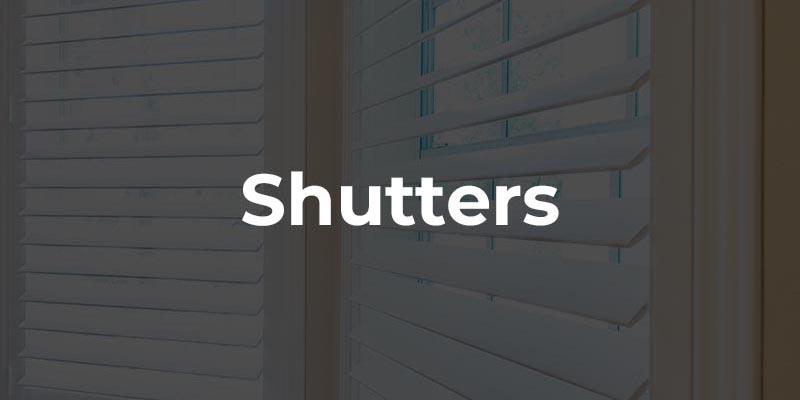 Texas Shutters